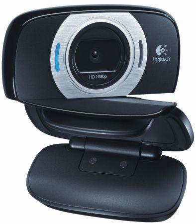 Logitech lets loose HD webcam C615, $80 gets you video chatting in 720p