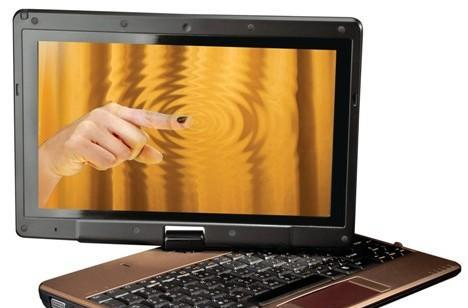 Gigabyte posts T1028 TouchNote product page, user manual