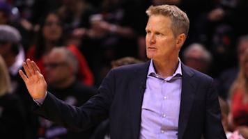 Kerr lets Shaq off the hook for proposing odd bet