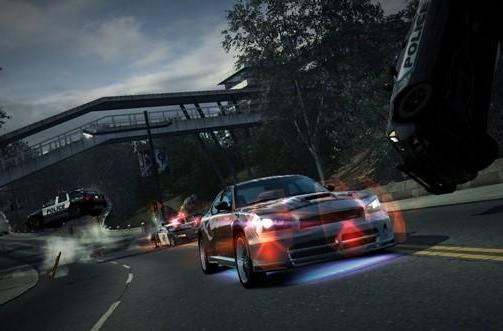 Need For Speed World adds Team Escape