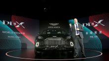 Aston Martin's lifeline buys carmaker time as SUV hits road