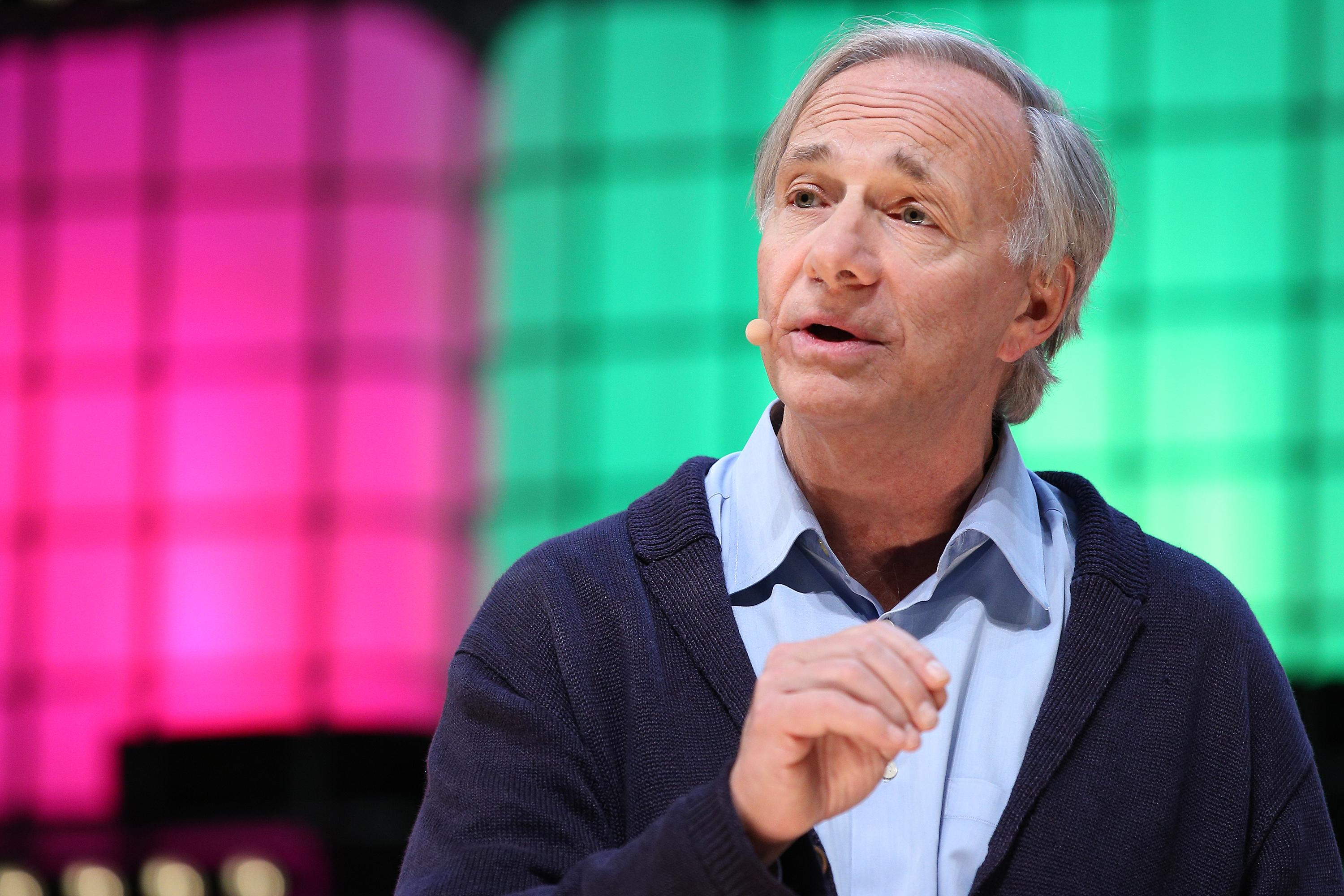 Why hedge fund billionaire Ray Dalio loves Silicon Valley