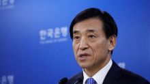 Bank of Korea chief says Fed's shift eased uncertainties; sees no rate cut for Korea yet