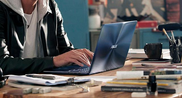 ASUS ZenBook Pro UX550 is a powerhouse with a 4K touchscreen