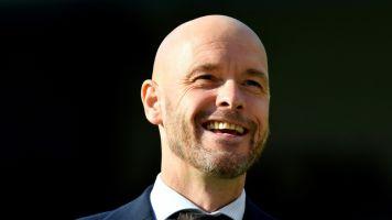 Ajax verlängert mit Erfolgscoach ten Hag