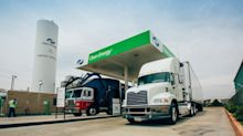 Clean Energy Fuels and Amazon Ink Agreement for Renewable Natural Gas