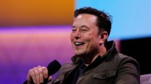 Tesla's Elon Musk becomes 'Daddy DotCom' on Twitter