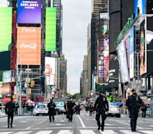 4-year-old girl, two women shot in Times Square