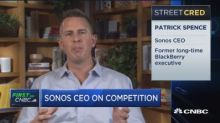 Sonos CEO Patrick Spence on earnings beat and future grow...
