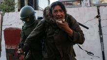 Joven cae al Mapocho: indignación en Chile al precipitarse al río un menor desde 7 metros de altura tras ser empujado por un policía
