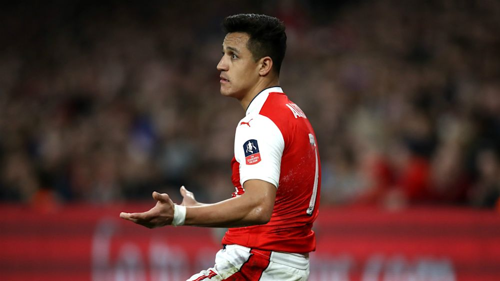 Sanchez almost at same level as Messi – Guardiola lauds Arsenal star
