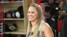 Ronda Rousey's Coach Thinks Kids, Not Fighting Are Her Future