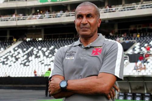 Após eliminação na Copa do Brasil, Cristovão não é mais técnico do Vasco