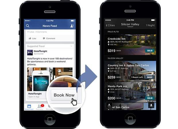 Facebook's new mobile ad format keeps users coming back to familiar apps