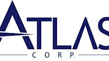 Atlas Corp. Announces: Closing of Acquisition of APR Energy Limited in $750 Million Transaction