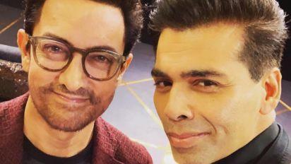 Aamir Khan & Malaika Arora to Guest on 'Koffee With Karan'