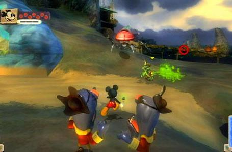 Disney Epic Mickey review: A brush with greatness