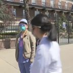 NY nurses use 3D face masks due to acute shortage