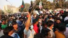 Bangladeshis protest prison death of commentator