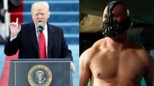 Donald Trump's inauguration speech appears to quote Bane from The Dark Knight Rises