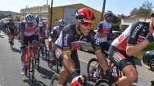 Gilbert 'getting stronger every day' after quitting Tour de France with knee injury