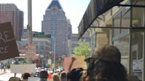 Crowds Rally in Baltimore for Day of Prayer
