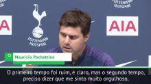 """FUTEBOL: Premier League: Pochettino após empate com o Watford: """"Fomos recompensados com o gol de Dele Alli"""""""