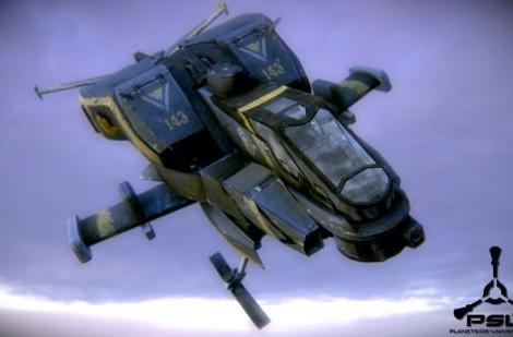 Five by five: PlanetSide Next reveals the Reaver