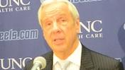 UVa Postgame: Roy Williams