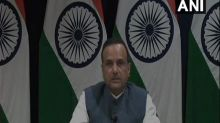 India supports intra-Afghan negotiations: MEA on release of 400 Taliban prisoners
