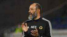 Nuno proud of Wolves in defeat, excuses Jimenez for penalty miss