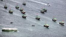 Chinese fishing fleet off Peru stirs up diplomatic waters as navy monitors