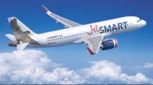 JetSMART Selects Pratt & Whitney GTF™ Engines to Power 85 A320neo Family Aircraft