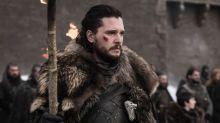 El dolor de la despedida de Fantasma a Jon Snow en el 8x04 de Juego de Tronos