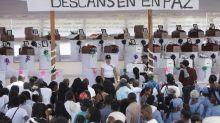 Bojayá da adiós a las víctimas de la masacre y pide a Colombia que no la olvide