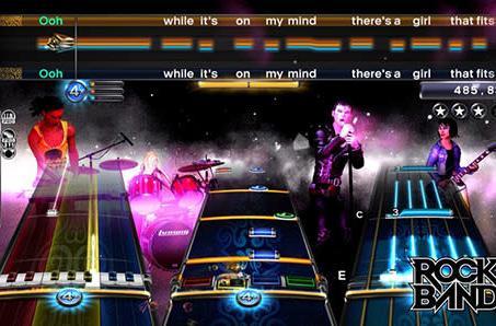 Rock Band survey hints at modern console sequel