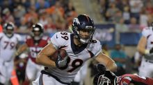 Broncos' TE Austin Fort suffers knee injury; out for a couple of weeks