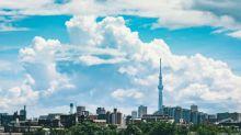 日本東京超靚天空 wallpaper級數睇咗當去咗