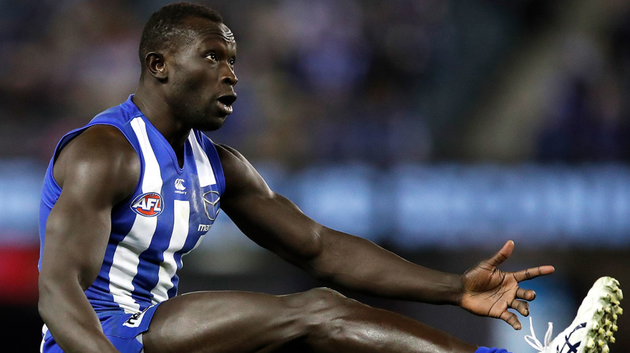 Majak Daw blessed with second chance at life