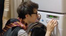 Un fan de Harry Potter recrea la banda sonora de la saga con una lavadora