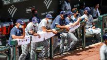 Report: MLB revises coronavirus protocols, threatens to suspend players for violations