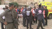 Israeli forces kill a suspected Palestinian militant