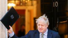 Boris Johnson set to bring back Brexit deal on Friday