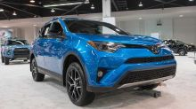 Toyota Breaks Out As Market Share Grows; Auto Stocks Are Hot Rods