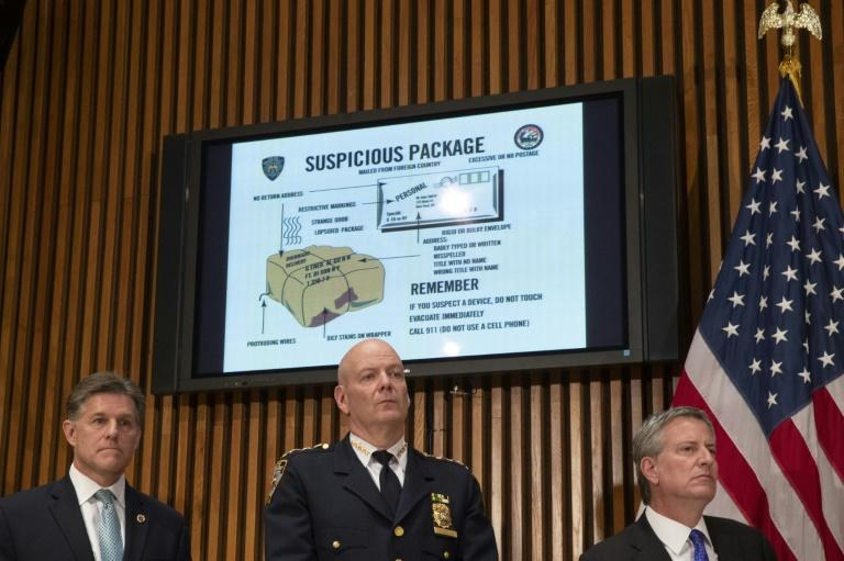Hasil gambar untuk Suspected explosives sent to Biden, De Niro as investigation into pipe bombs expands to 10 packages