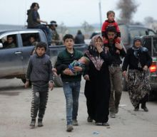 Turkish forces and Syrian allies drive Kurds from Afrin