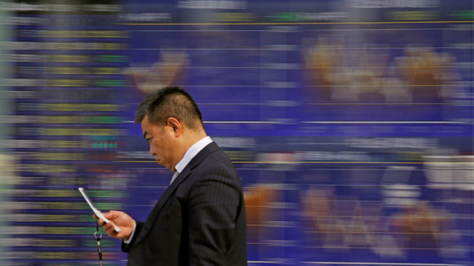 Asian stocks gain, dollar extends recovery