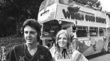Linda y Paul McCartney se enamoraron gracias a un conejo blanco