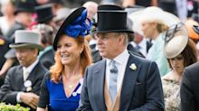 Prince Andrew was with Sarah Ferguson on holiday in Balmoral when news of Jeffrey Epstein's death broke