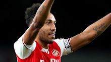 Arteta 'confident' on Aubameyang contract extension as Arsenal remain 'perfect place'